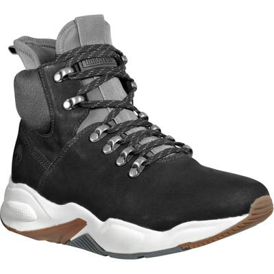 Timberland Delphiville High Top Sneaker, Black