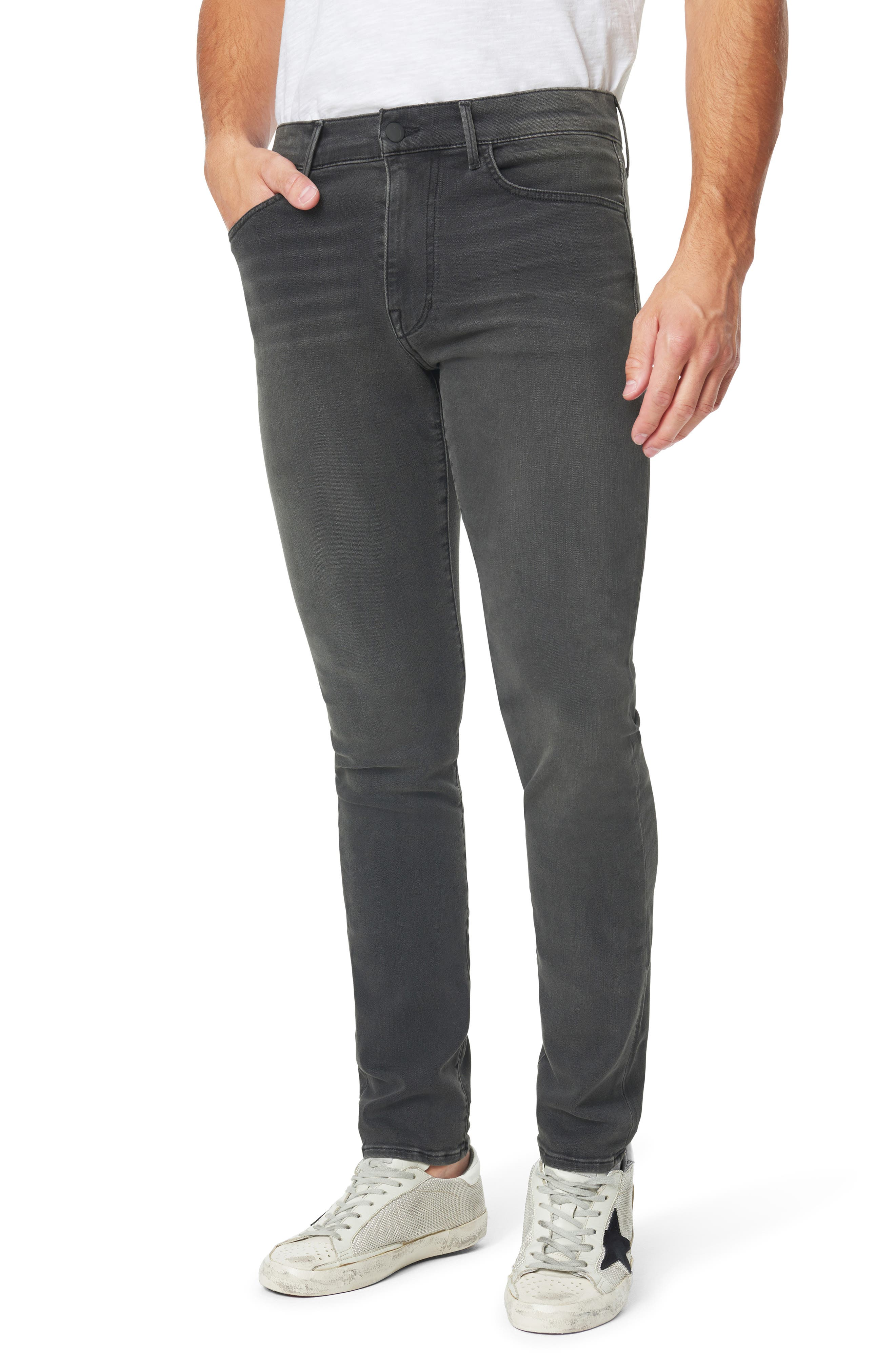 Image of Joe's Jeans The Dean Slim Leg Jeans