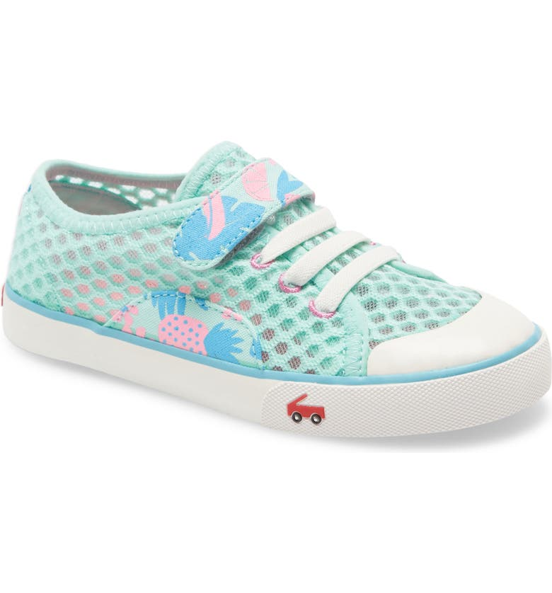 SEE KAI RUN Saylor Sneaker, Main, color, MINT TROPICAL