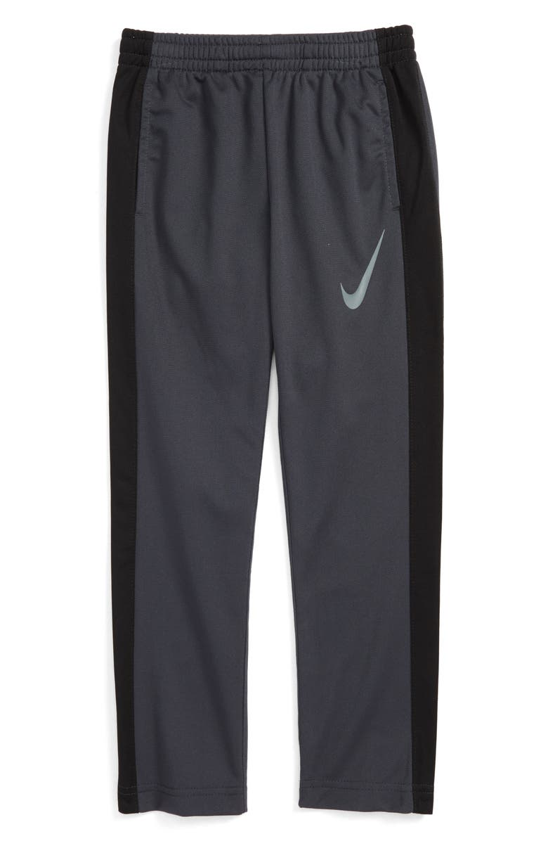 NIKE Performance Knit Track Pants, Main, color, HEATHER GREY