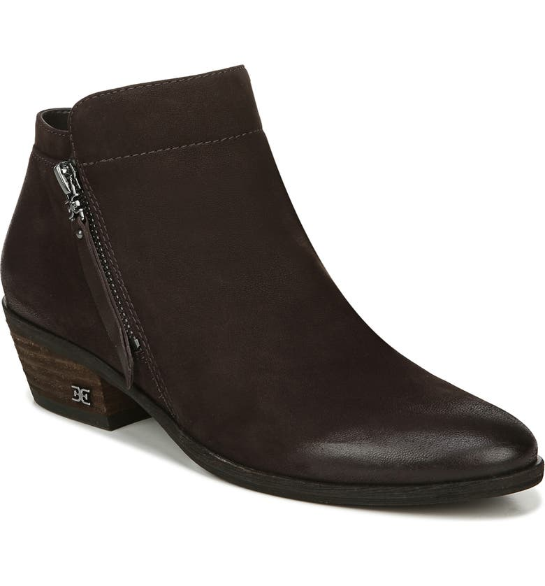 SAM EDELMAN Packer Bootie, Main, color, BUFFALO BROWN LEATHER