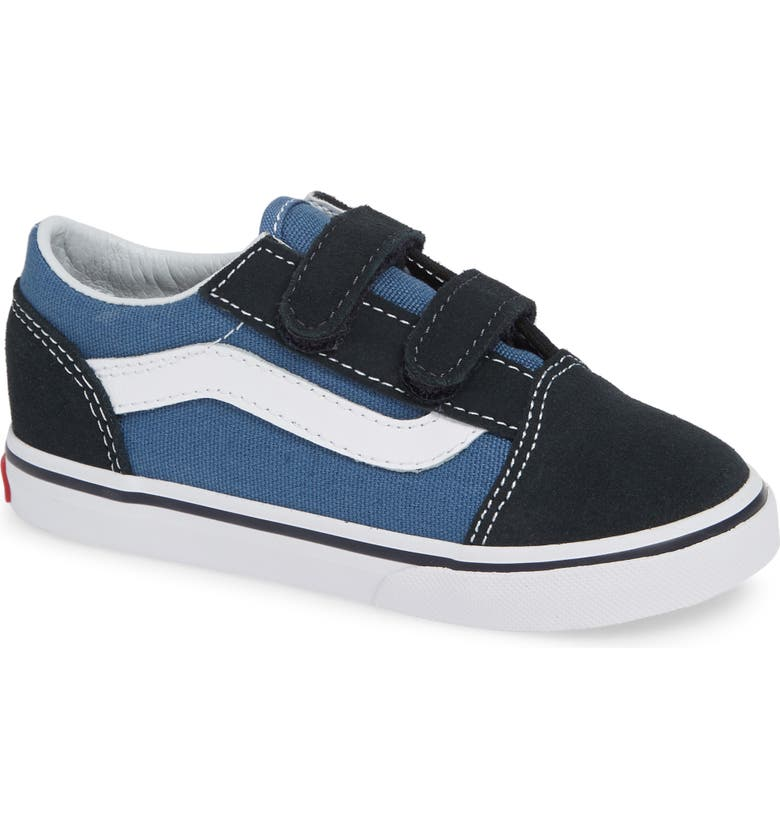 VANS 'Old Skool' Sneaker, Main, color, NAVY