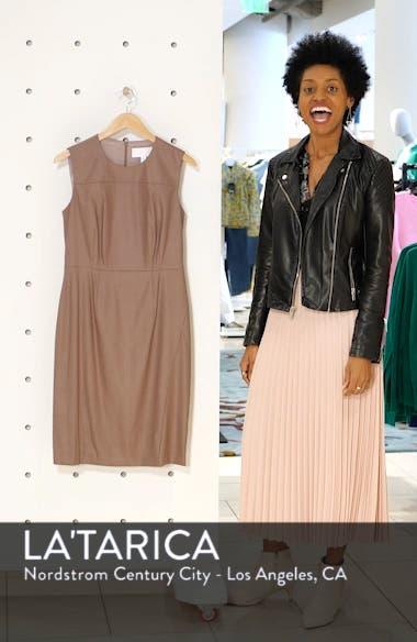 Doreli Wool Seamed Detail Dress, sales video thumbnail