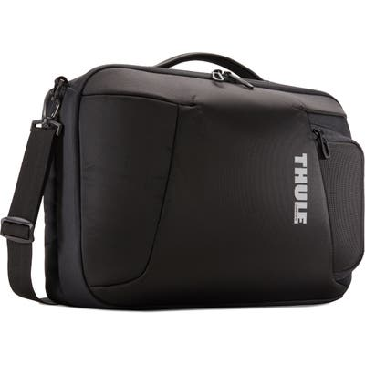 Thule Accent Convertible Laptop Bag - Black