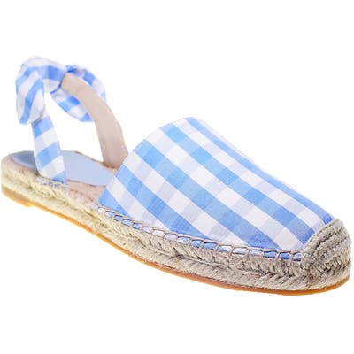 Cupcakes And Cashmere Jamille Flat, Blue