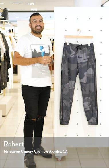 Camo Woven Track Pants, sales video thumbnail