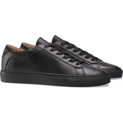 Koio Capri Sneaker, Black