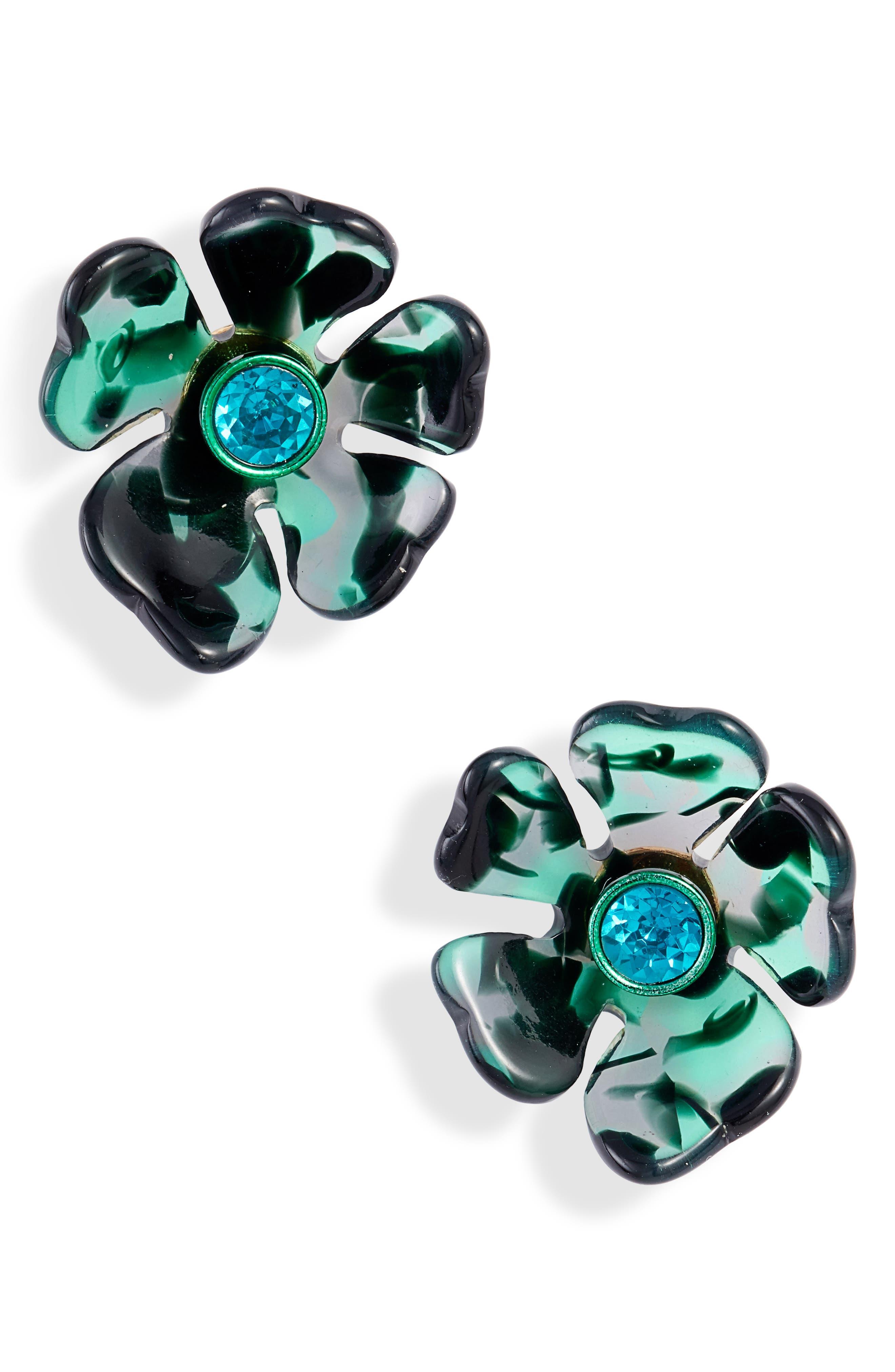 Kate Spade New York Jewelry petal pushers stud earrings