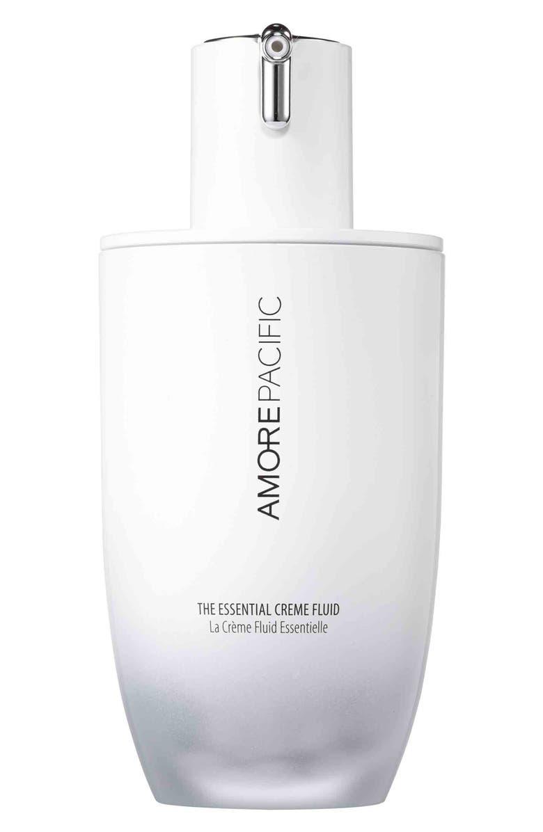 AMOREPACIFIC The Essential Crème Fluid, Main, color, NO COLOR