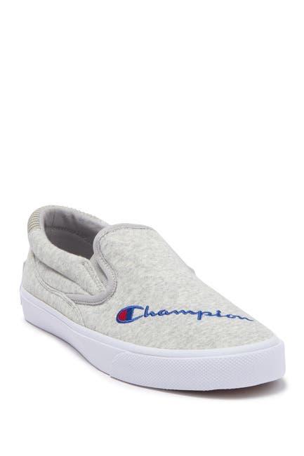 Image of Champion Fringe Slip-On Jersey Sneaker