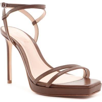 Schutz Tersa Sandal, Brown