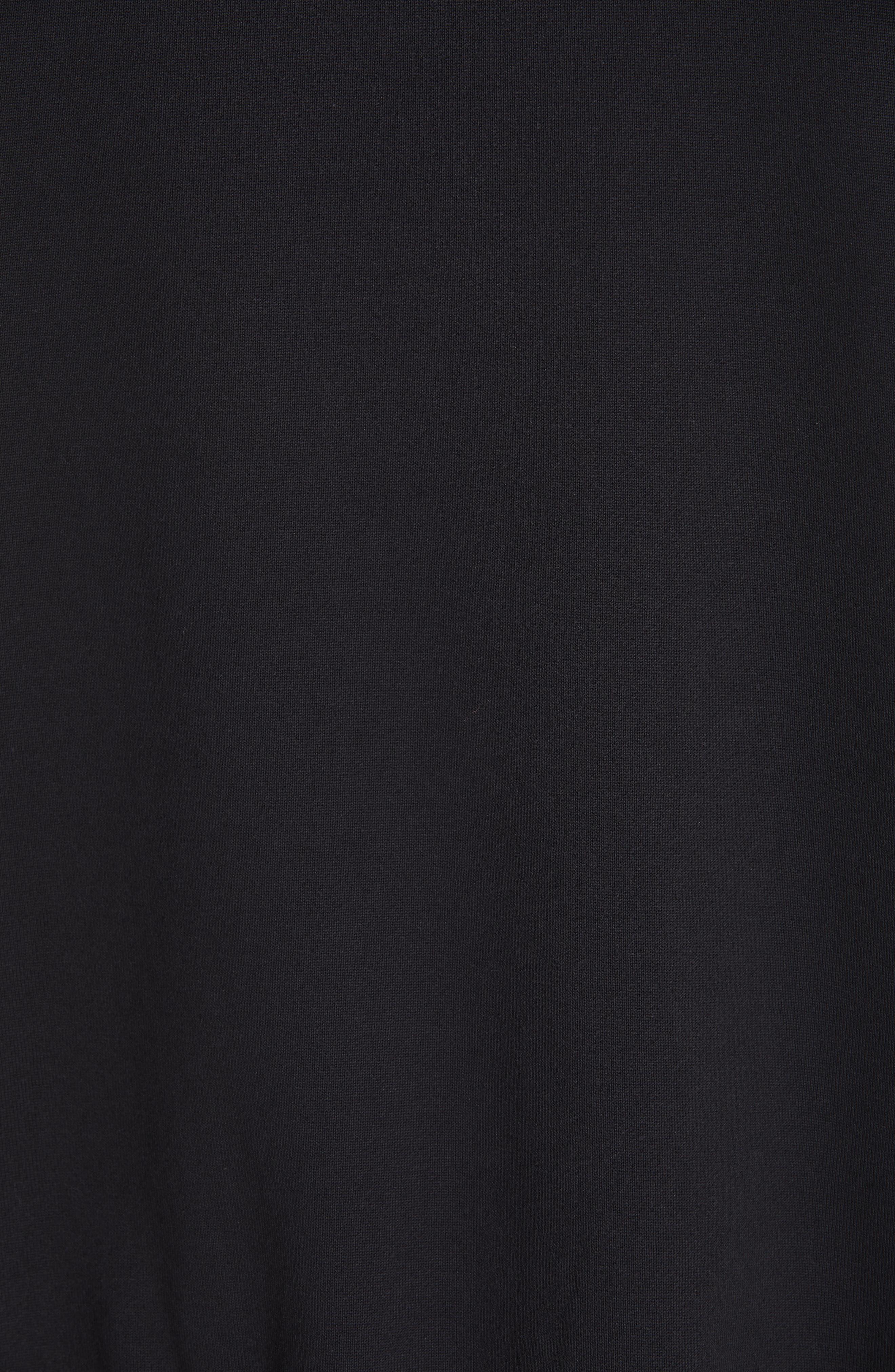 ,                             x adidas Skull Crewneck Sweatshirt,                             Alternate thumbnail 5, color,                             BLACK