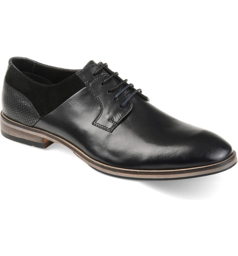 THOMAS AND VINE Jaxon Plain Toe Derby Men