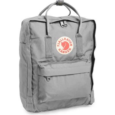 Fjallraven Kanken Water Resistant Backpack -