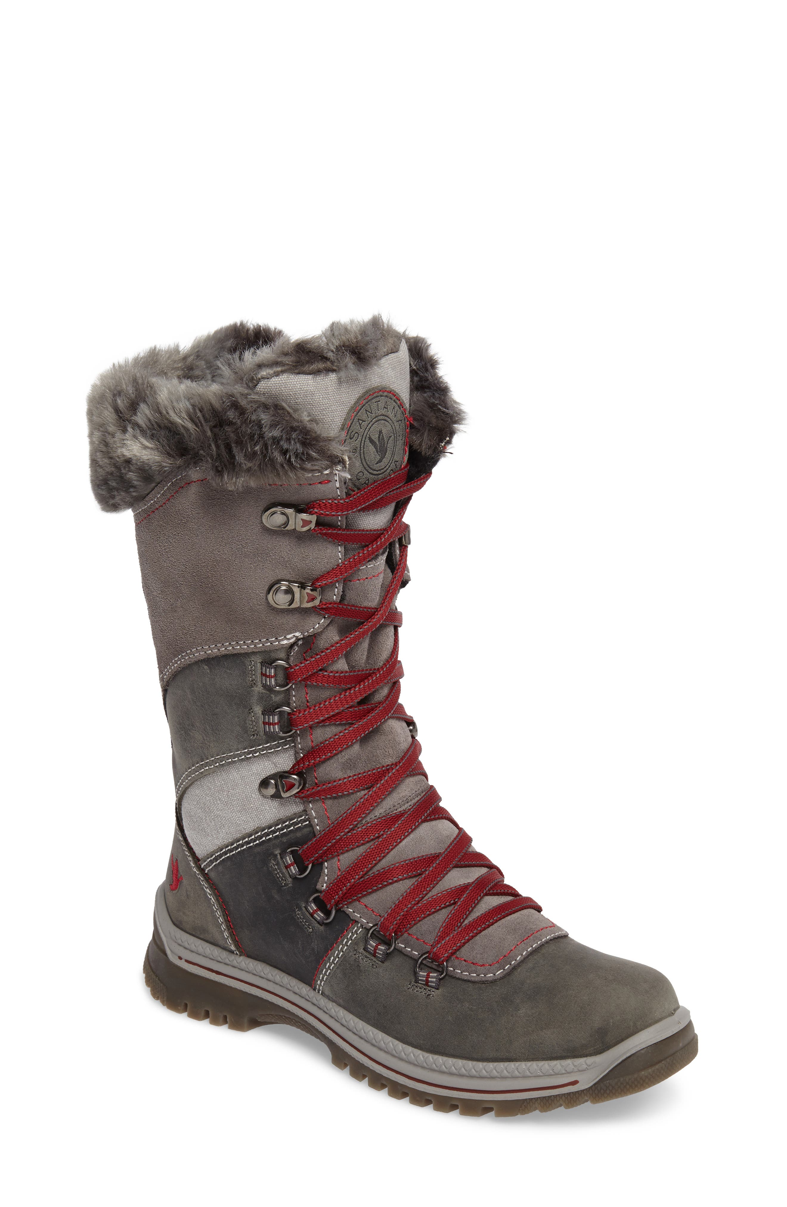 Image of Santana Canada Morella Waterproof Faux Fur Boot