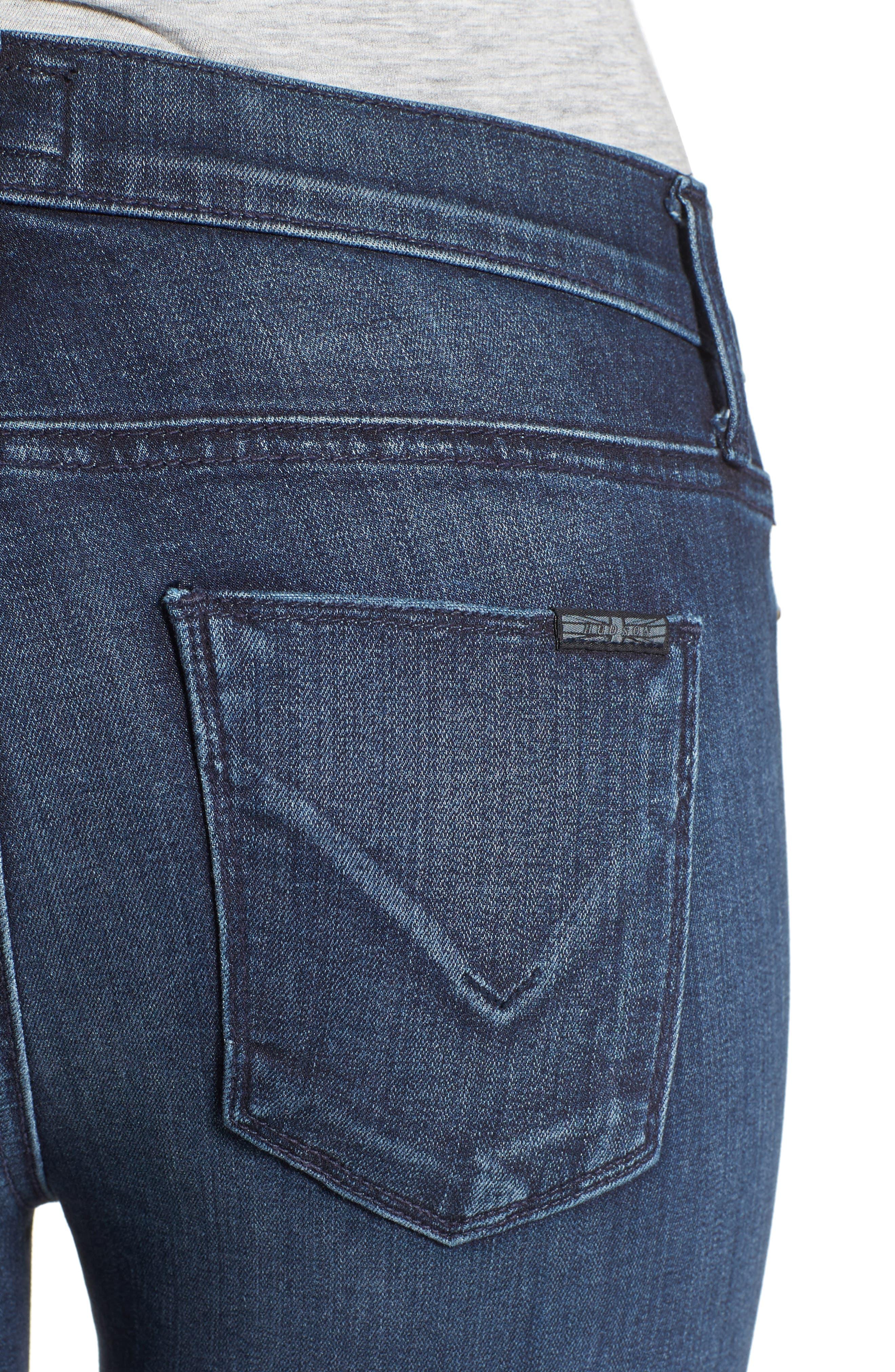 ,                             'Nico' Ankle Super Skinny Jeans,                             Alternate thumbnail 8, color,                             401