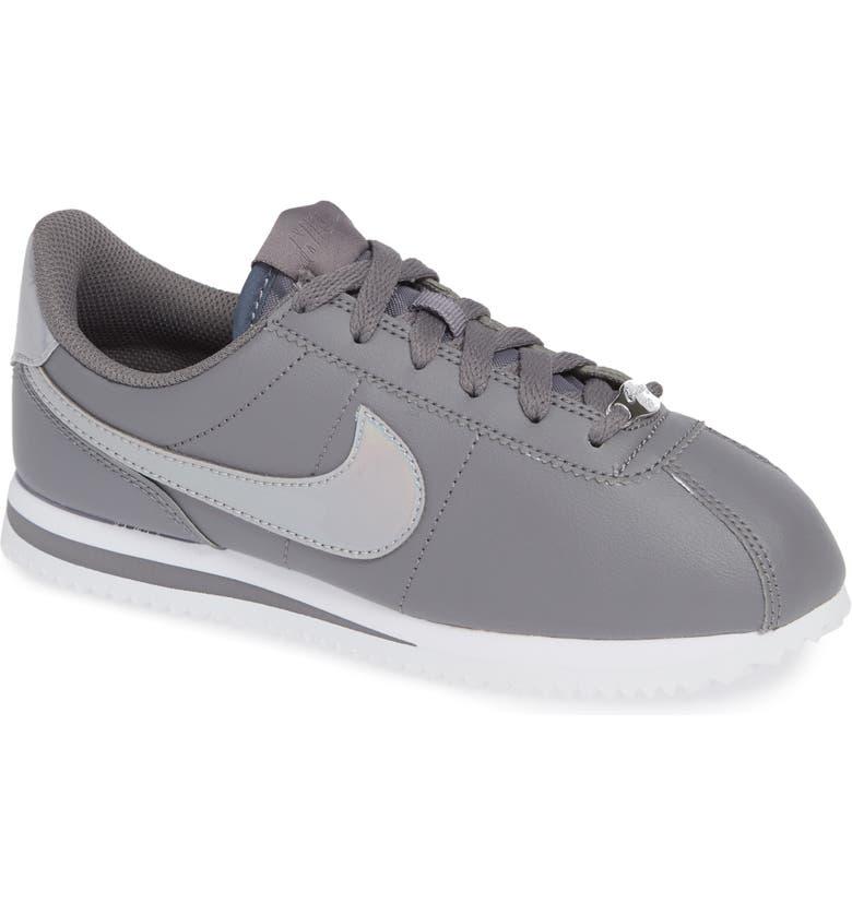 NIKE Cortez Basic SL Sneaker, Main, color, 021