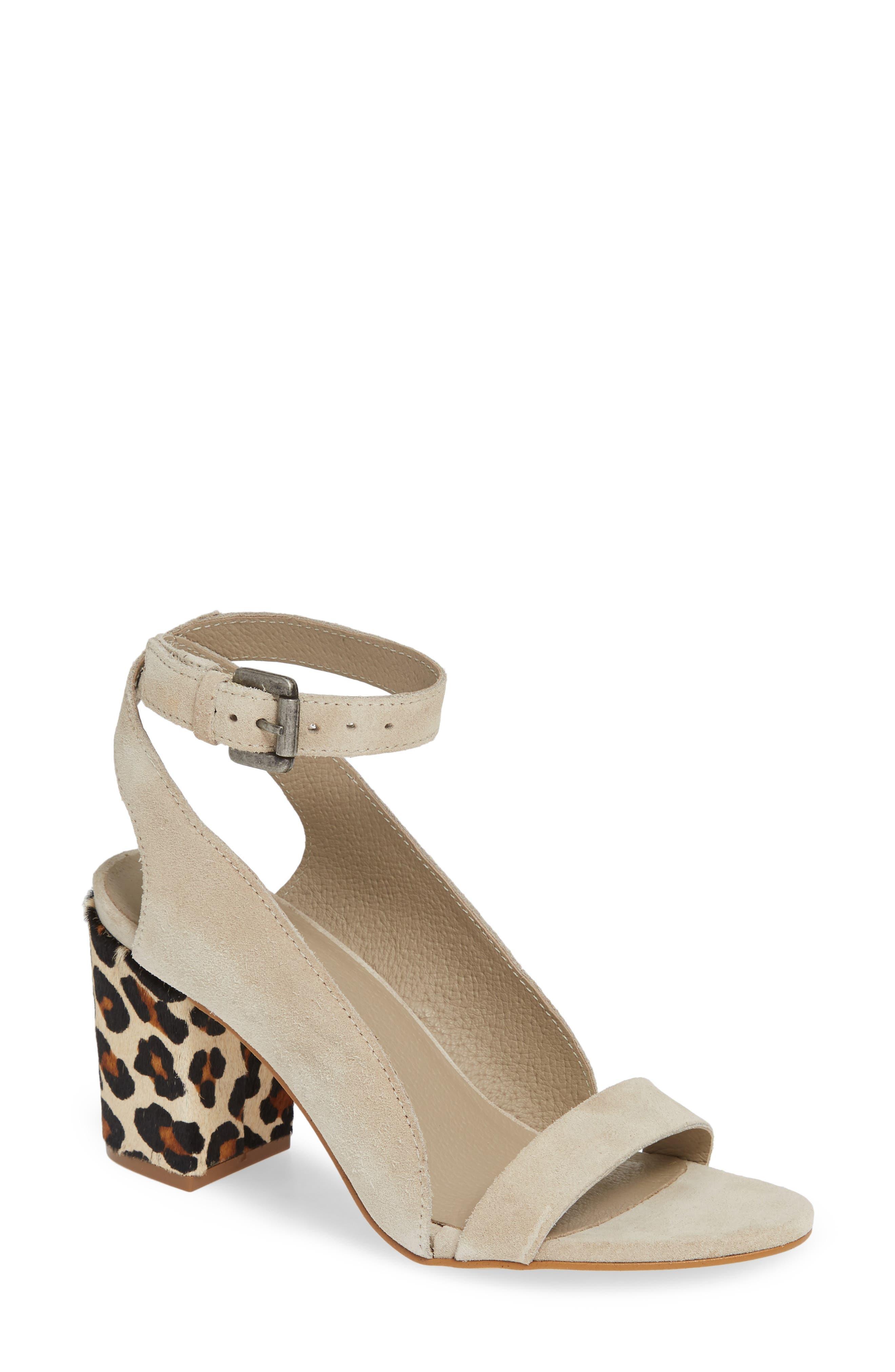 Matisse Frame Sandal- Ivory