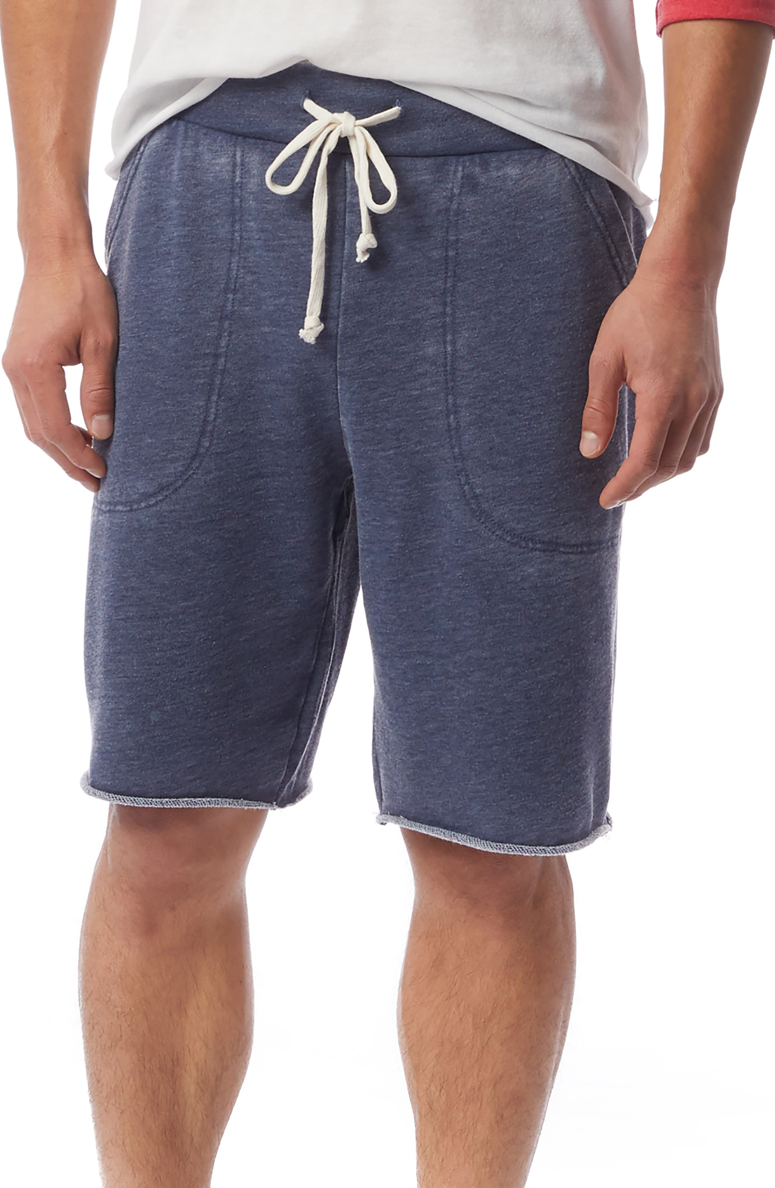 'Victory' French Terry Shorts
