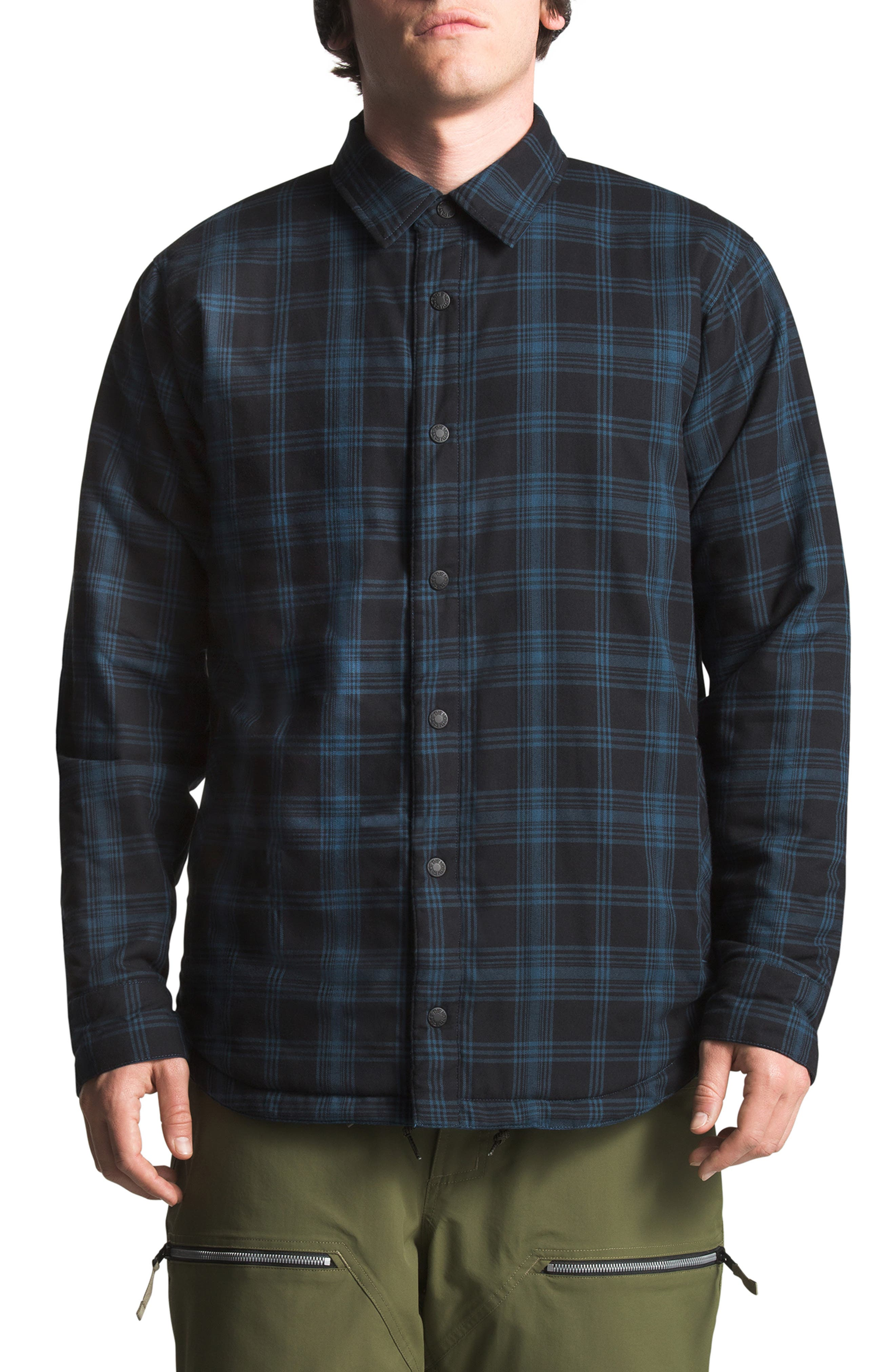,                             Fort Point Insulated Reversible Shirt Jacket,                             Alternate thumbnail 37, color,                             440