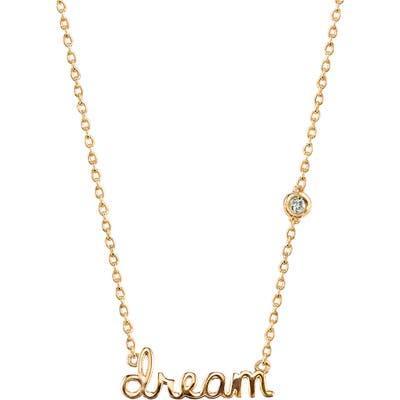 Syd By Sydney Evan Dream Diamond Pendant Necklace