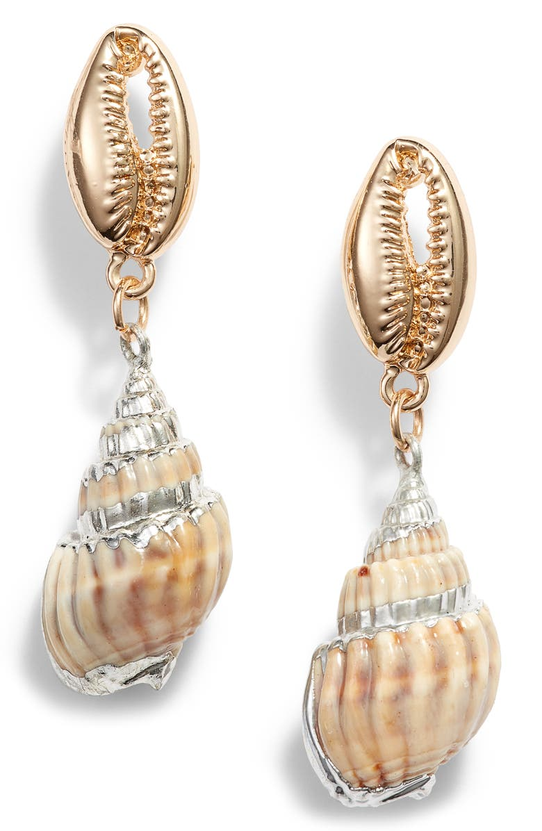 8 OTHER REASONS Shore Drop Earrings, Main, color, 710