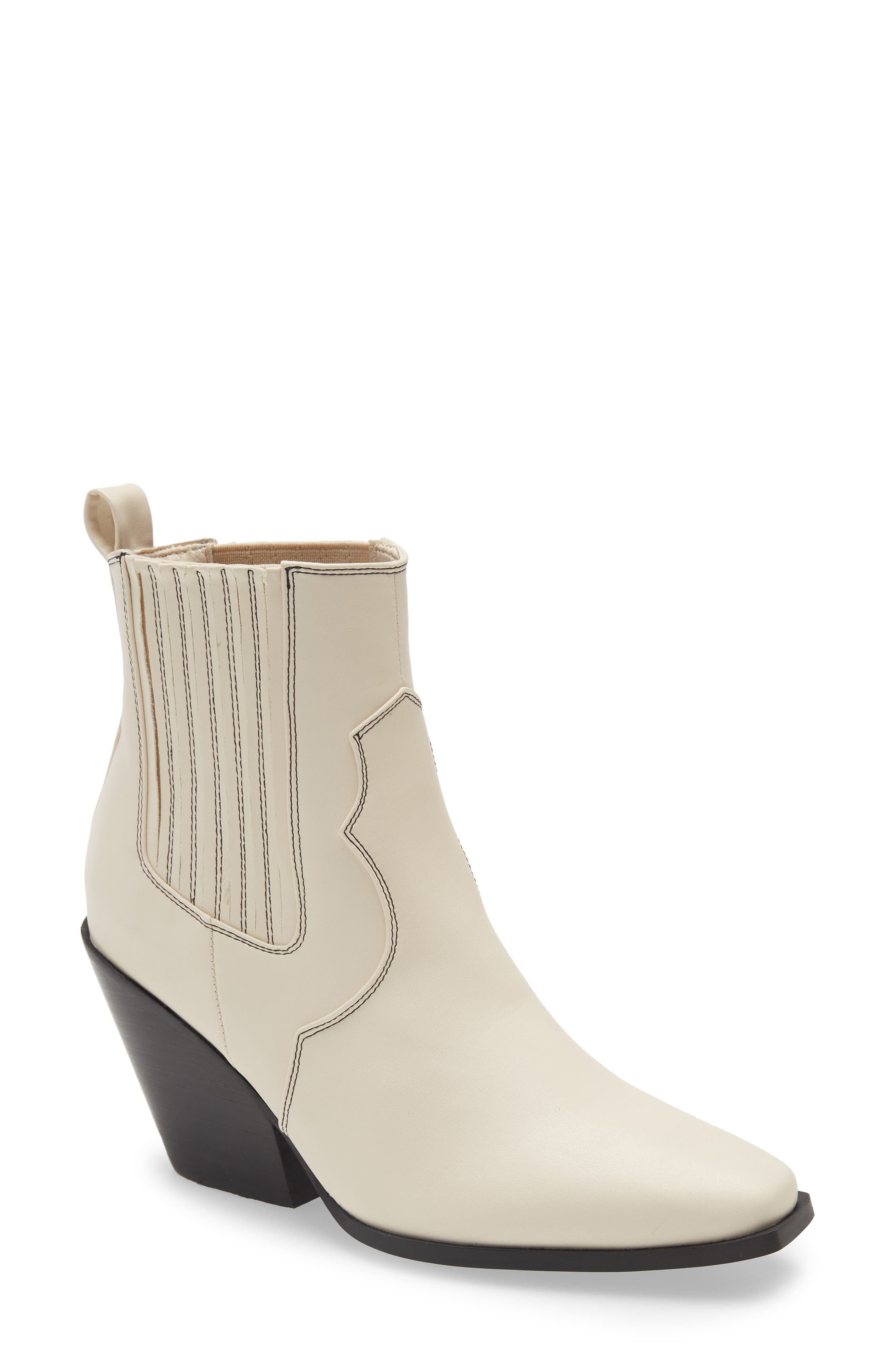 Camille Western Boot