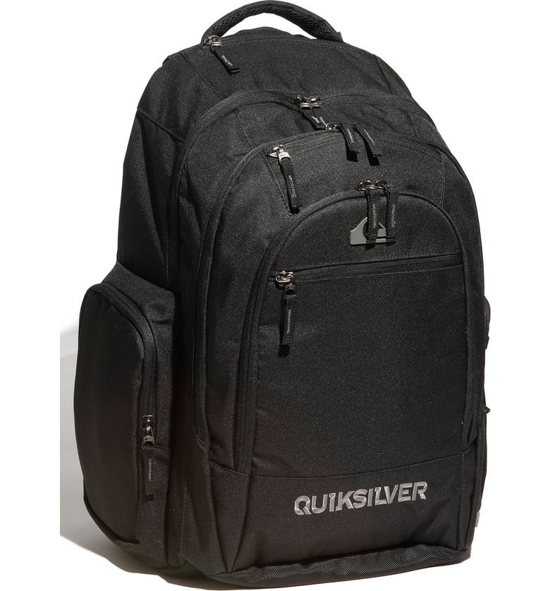 QUIKSILVER 'Daddy Daybag' Diaper Bag, Main, color, 001
