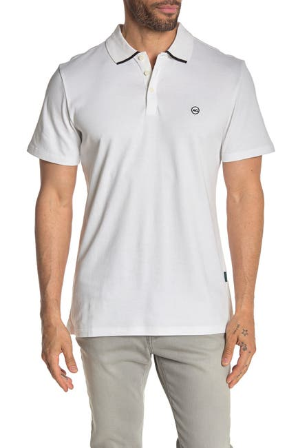 Image of AG The Fade Short Sleeve Polo