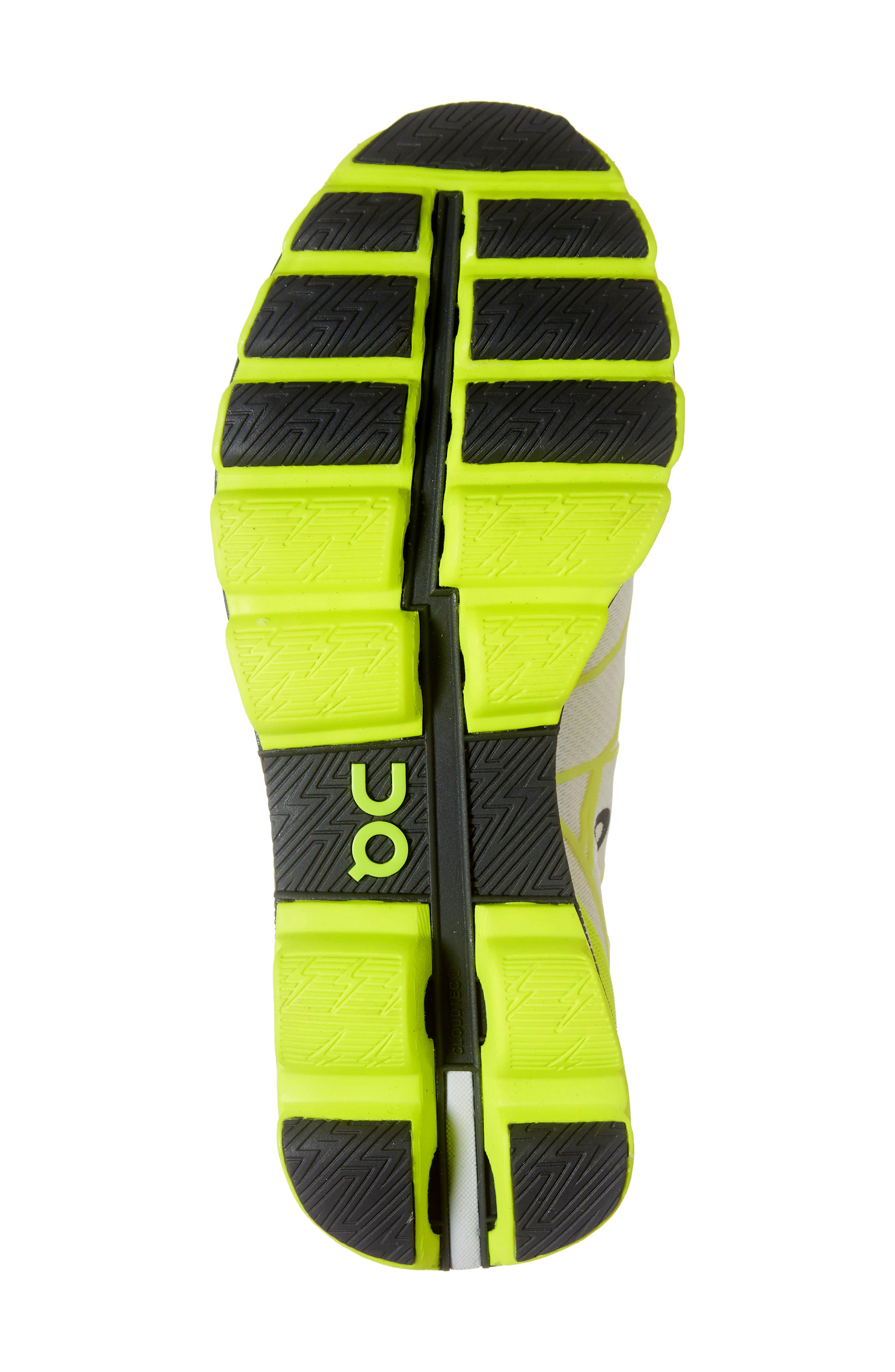 ,                             Cloudflash Racing Shoe,                             Alternate thumbnail 6, color,                             NEON/ WHITE