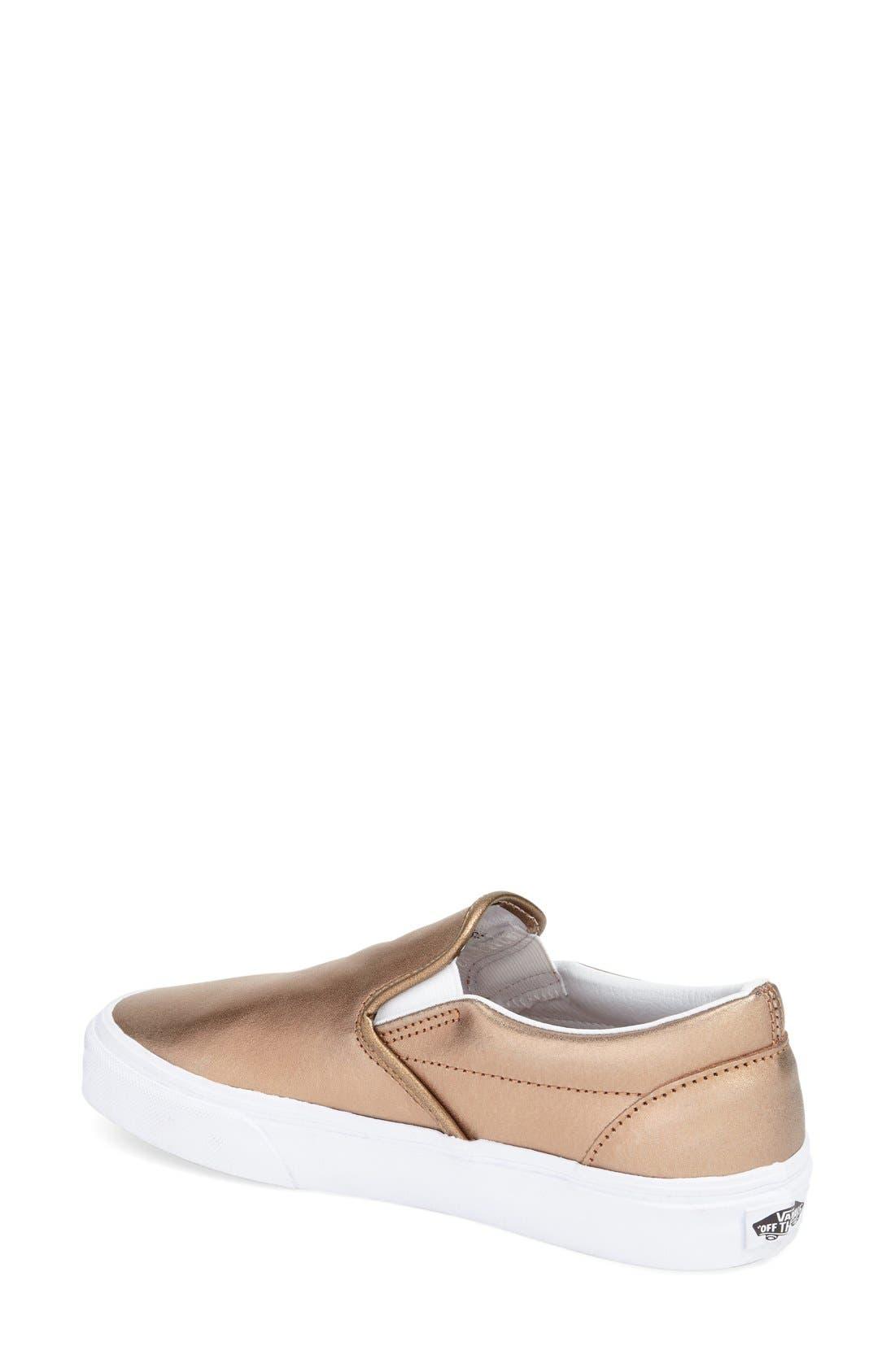 ,                             Classic Slip-On Sneaker,                             Alternate thumbnail 316, color,                             220