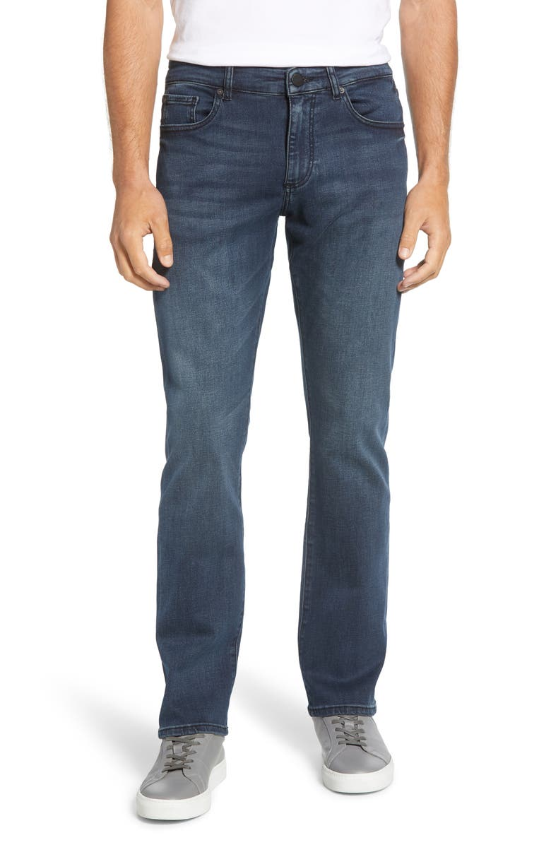 DL1961 Russell Slim Straight Jeans, Main, color, 400