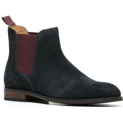 Rodd & Gunn Kingsview Road Chelsea Boot, Blue