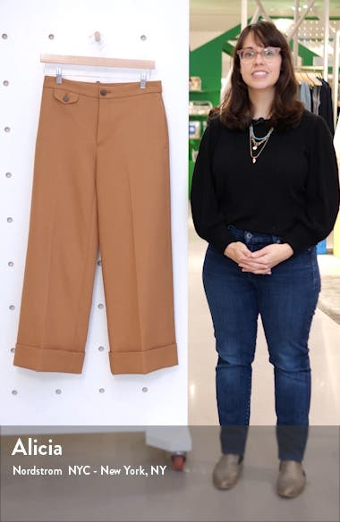 Cavalry Twill Cuffed Pants, sales video thumbnail