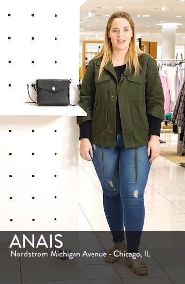 Atlas Concept Leather Shoulder Bag, sales video thumbnail