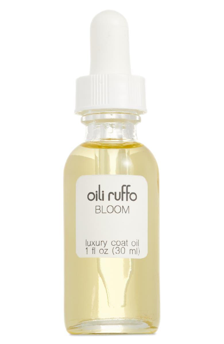 OILI RUFFO Bloom Luxury Dog Coat Oil, Main, color, NONE