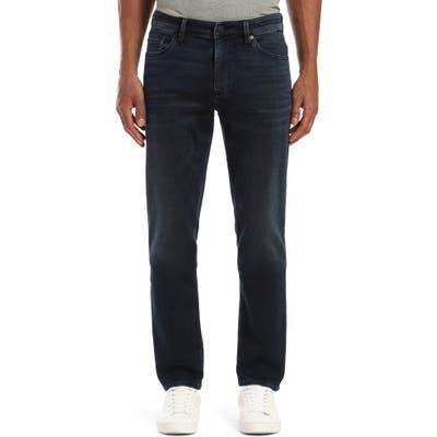 Mavi Jeans Zach Straight Fit Jeans, Blue