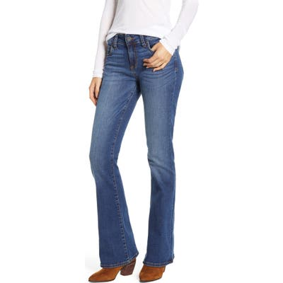 Kut From The Kloth Natalie Bootcut Jeans, Blue