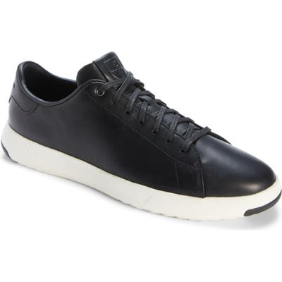 Cole Haan Grandpro Low Top Sneaker- Black