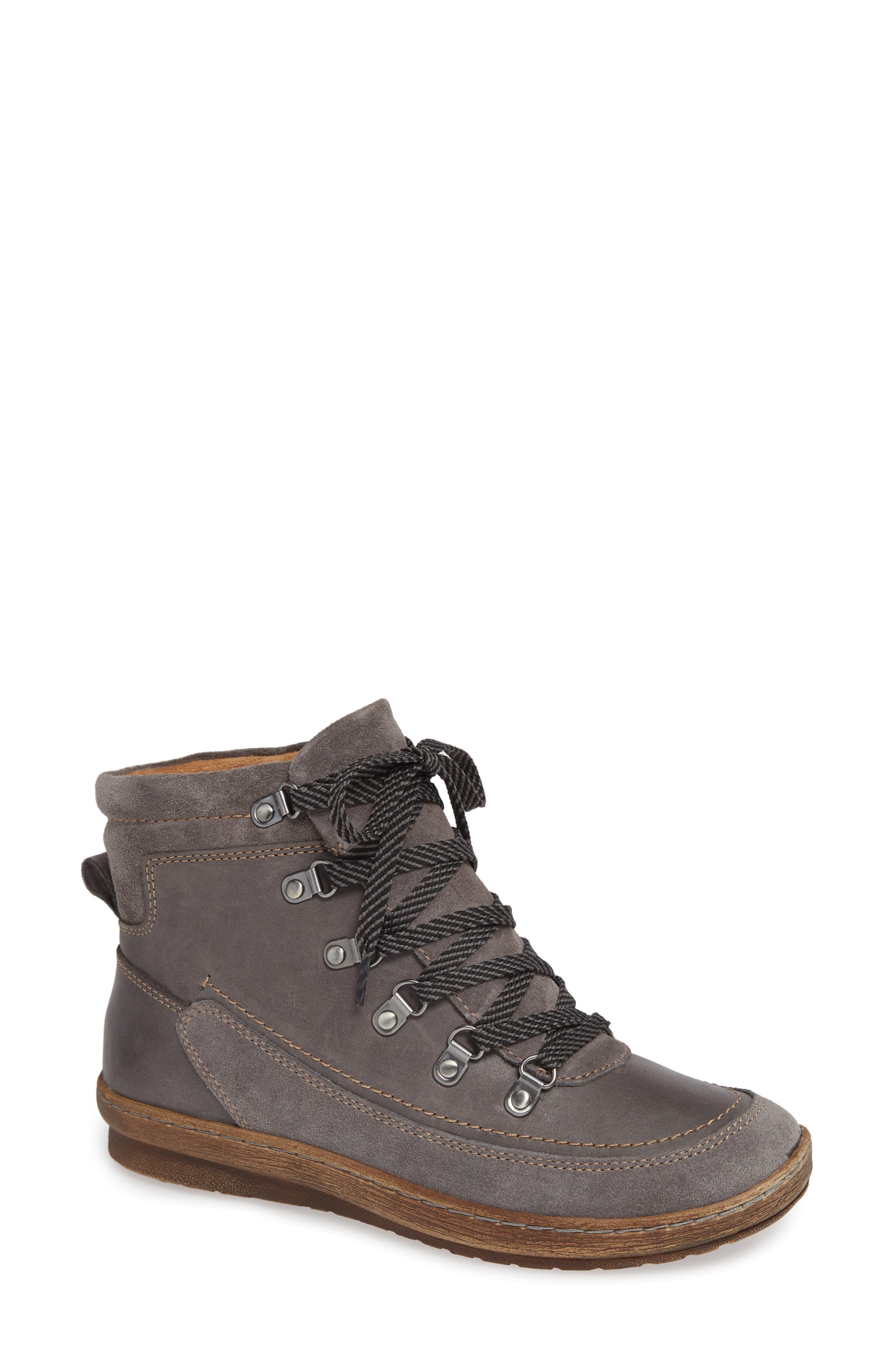 Comfortiva Cara Jean Boot, Grey
