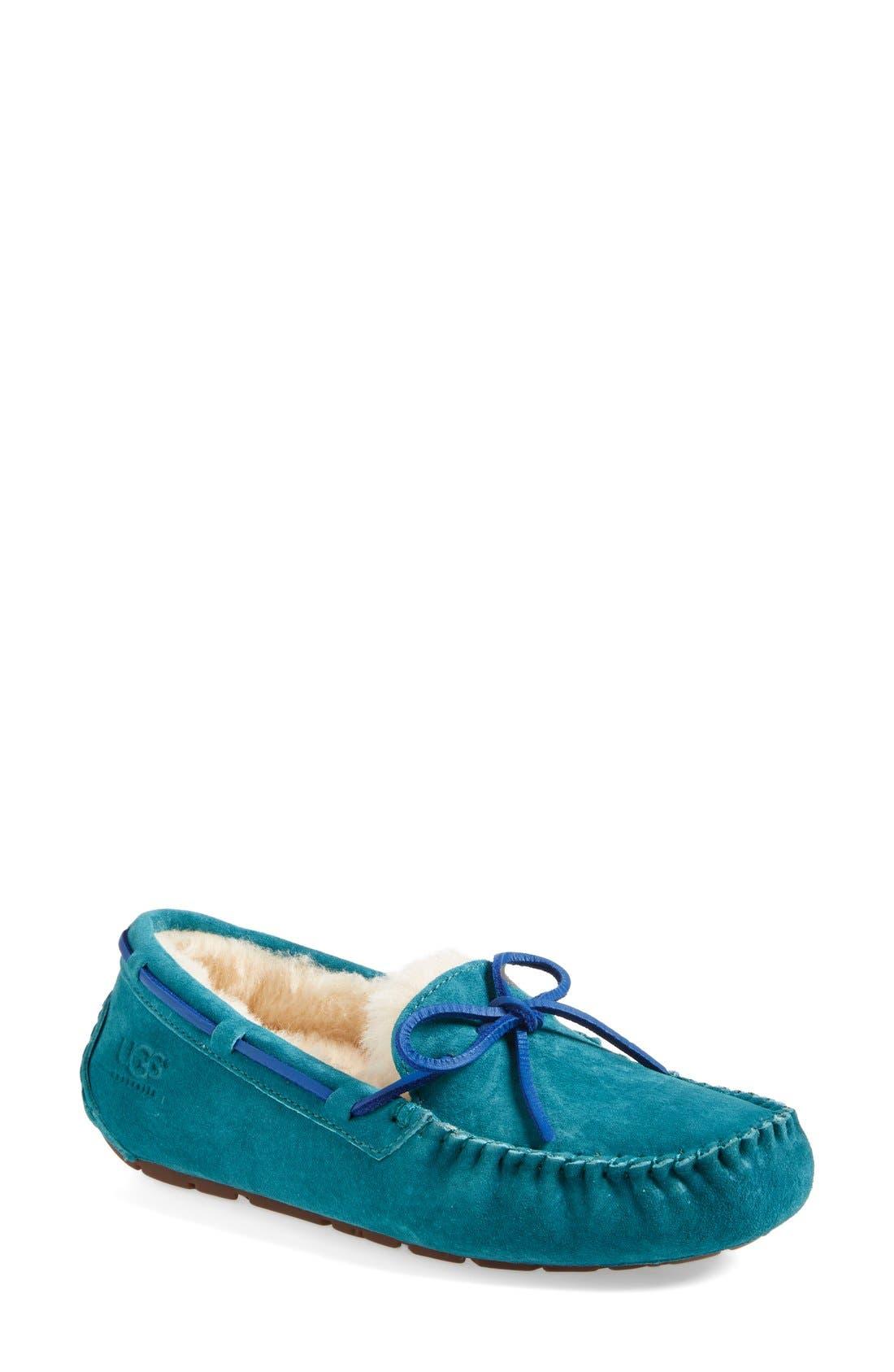 ,                             Dakota Water Resistant Slipper,                             Main thumbnail 182, color,                             400