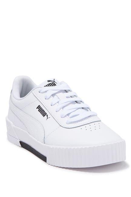 Image of PUMA Carina Leather Sneaker
