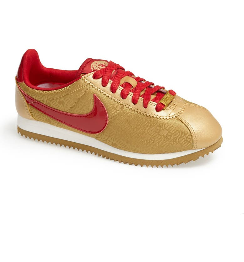 NIKE 'Classic Cortez - Year of the Horse' Sneaker, Main, color, 220