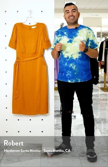 Edison Nights Jacquard Dress, sales video thumbnail