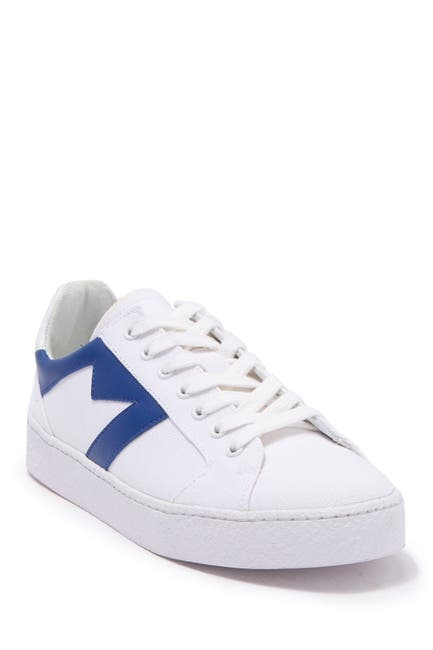 Image of Maje Lace Up Sneaker