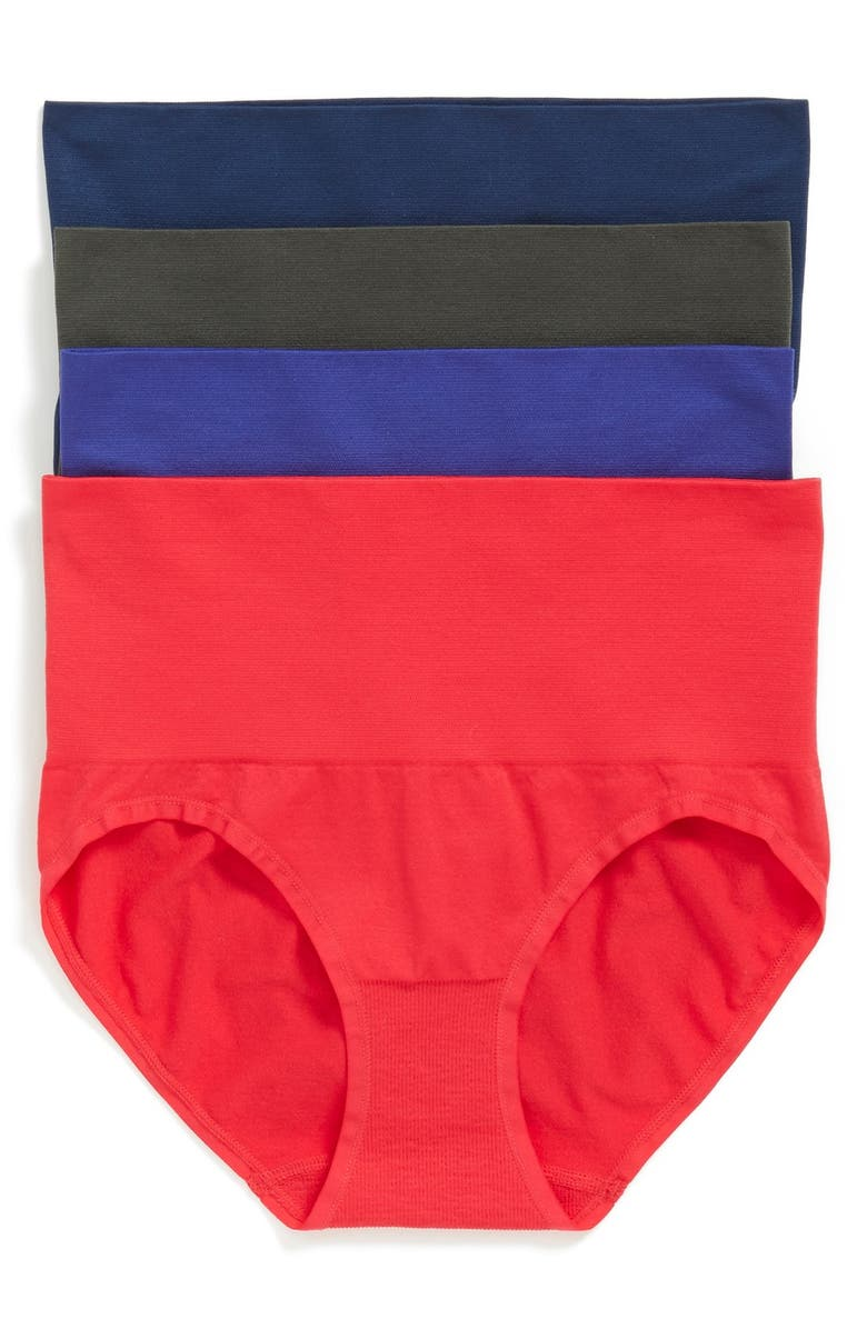 YUMMIE 'Nici' Shaping Briefs, Main, color, 506
