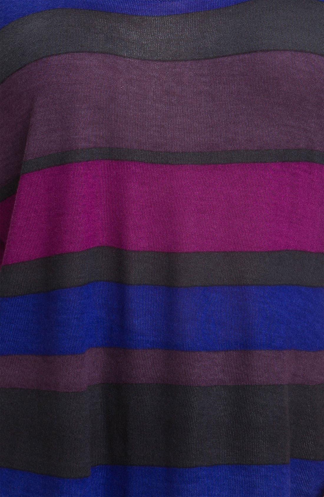 ,                             Stripe Knit Top,                             Alternate thumbnail 2, color,                             400
