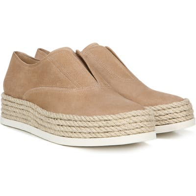 Via Spiga Berta Slip-On Sneaker- Beige