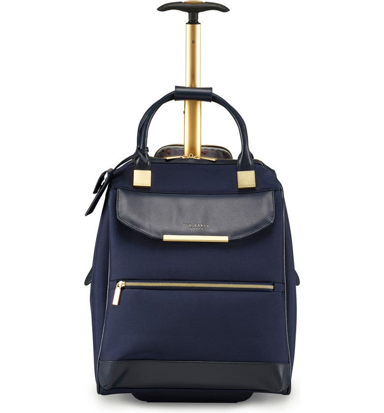 TED BAKER LONDON Albany Travel Bag, Main, color, NAVY