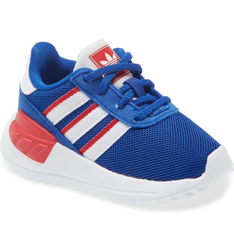 ADIDAS LA Trainer Lite Sneaker, Main, color, TEAM ROYAL BLUE/ WHITE